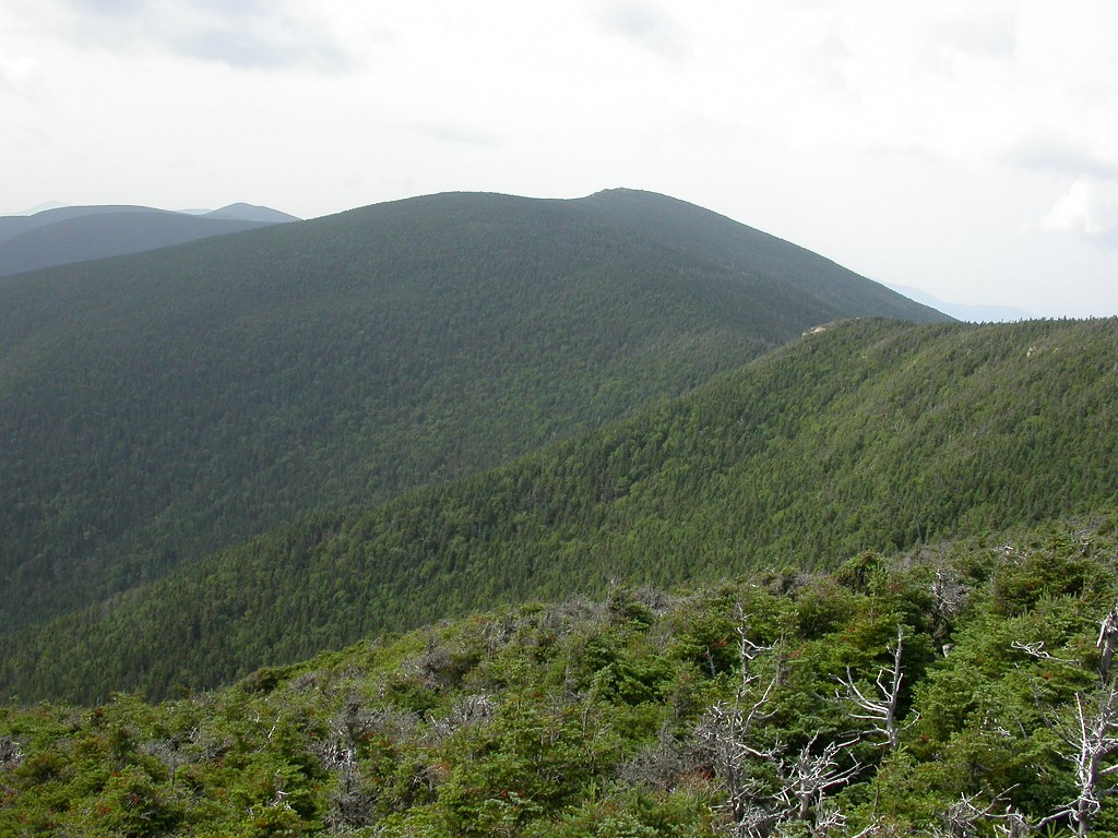 Twin Mountain Nh >> A Day Hike on North and South Twin Mountains in New ...