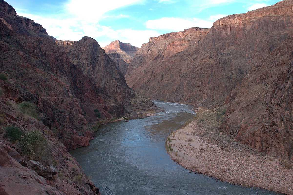 Colorado River, River Trail